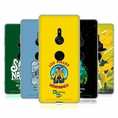 $ CDN21.76 • Buy Official Breaking Bad 10th Anniversary Soft Gel Case For Sony Phones 1