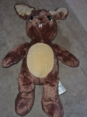 £7.99 • Buy  Build A Bear Brown Bunny Rabbit Brown Plush Super Soft Toy 18 Inches Tall