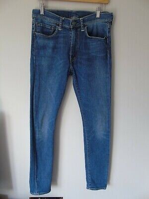 £29.95 • Buy Levi's 519 Skinny Fit Jeans - W32 L32 - Very Good Condition