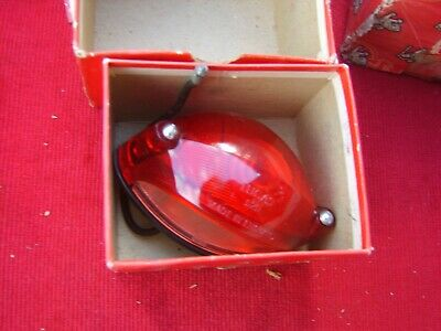 £50 • Buy New Genuine Lucas L529 Tail Lamp For Classic British Motorcycles & Tractors