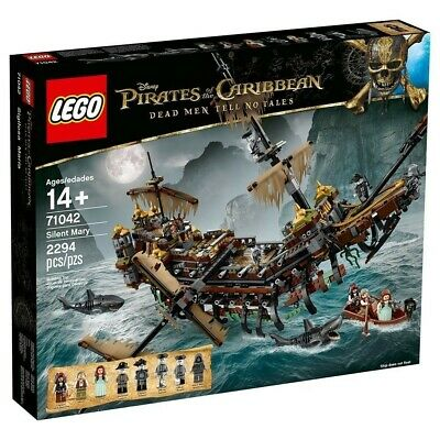£290 • Buy Lego 71042 Silent Mary Pirates Of The Caribbean NEW Sealed Retired