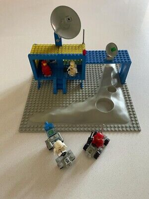 £200 • Buy LEGO CLASSIC SPACE 493 SPACE COMMAND CENTER Crater Plate Version Info TO FOLLOW