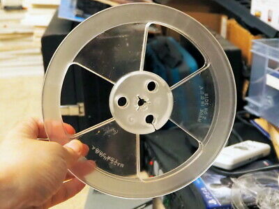 £2.53 • Buy One 7  Plastic Empty Take Reel For Reel To Reel Deck Style 5 Excellent
