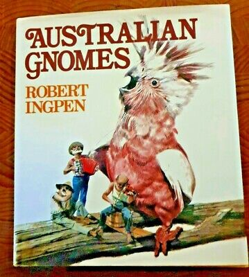 AU55.50 • Buy AUSTRALIAN GNOMES By Robert Ingpen 1979 First Edition, Signed By The Author