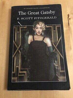 £0.99 • Buy The Great Gatsby By F. Scott Fitzgerald (Paperback, 1992)