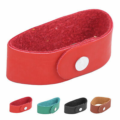 $ CDN10.07 • Buy Microfiber Leather Guitar Neck Strap Button For Electric Acoustic Guitar Bass