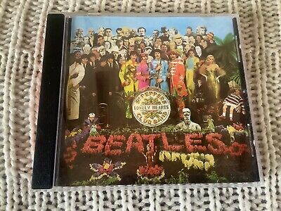 £3.49 • Buy The Beatles Sgt Peppers Lonely Hearts Club Band CD Album 1967