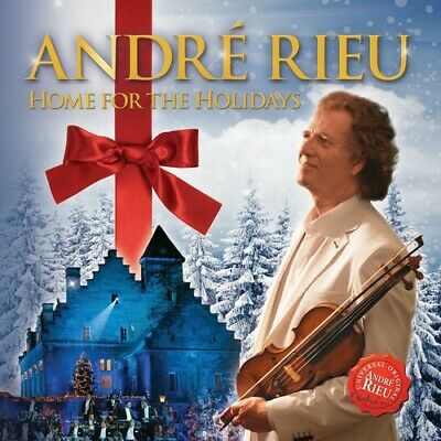£7.24 • Buy ANDRE RIEU~HOME FOR THE HOLIDAYS Christmas CD Sealed New FREE SHIPPING
