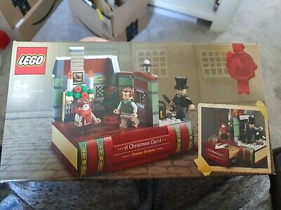 £16.10 • Buy LEGO Charles Dickens Tribute (40410). Rare Set. Brand New And Sealed