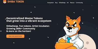 AU100 • Buy 2,000,000 SHIBA INU Tokens | Mining Contract | Crypto Currency