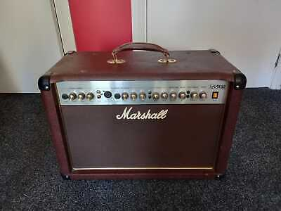 £80 • Buy Marshall AS50R Acoustic Guitar Amp - 50W