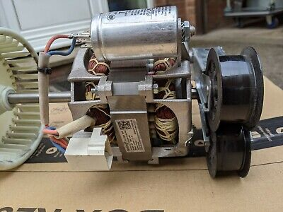 £29.99 • Buy Candy/Hoover Tumble Dryer Motor Welling YXH130-2D Single Phase Motor