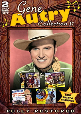 £11.96 • Buy Gene Autry Movie Collection...-gene Autry Movie Collection 11 (2pc) / ( Dvd Neuf