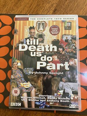 £9 • Buy Till Death Us Do Part Dvd Complete 1972 Series