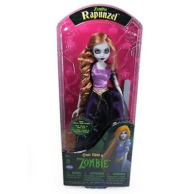 £17 • Buy Once Upon A Zombie Rapunzel Doll - New