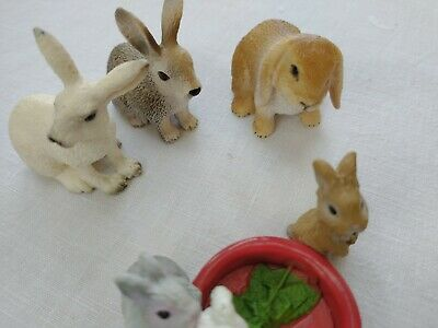 £0.99 • Buy Schleich Rabbits And Bunnies