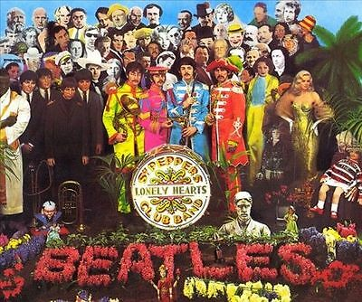 £1.06 • Buy Sgt. Pepper's Lonely Hearts Club Band By The Beatles (CD, Jun-1987, Capitol)
