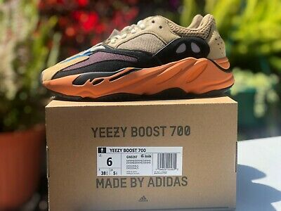 $ CDN401.96 • Buy Adidas Yeezy Boost 700 Enflame Amber Size 6 100% Authentic *IN HAND* FAST SHIP!!