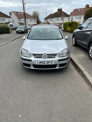 £2600 • Buy 2007 Volkswagen Golf 1.6  Auto Leather Sunroof Fully Loaded Not Salvage Damaged
