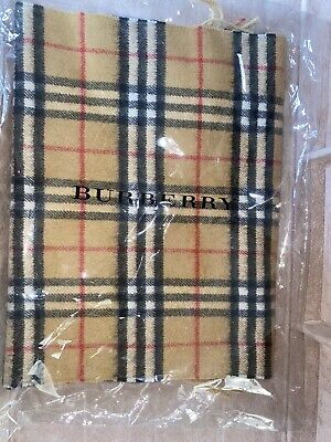 £62.40 • Buy Burberry Cashmere Scarf New With Tags