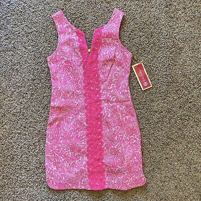 AU14.03 • Buy Lilly Pulitzer For Target Gorgeous Pink Dress Sz 2 New W/ Tags