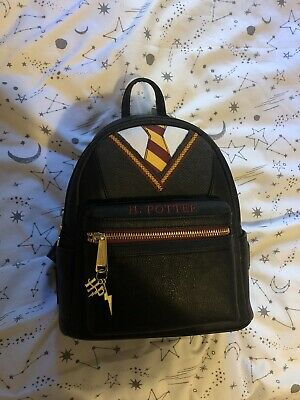 £40 • Buy Loungefly Harry Potter Backpack BNWT Slight Manufacture Faults SEE DESCRIPTION!