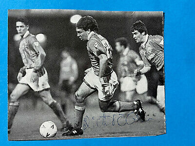 £0.99 • Buy Rick Holden - Oldham Athletic Signed Picture