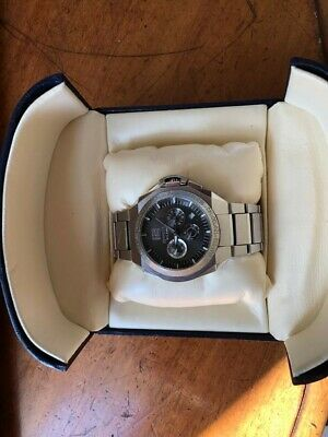 £25 • Buy Breil Milano Watch In Case. New Battery Recently Fitted, Keeps Excellent Time.