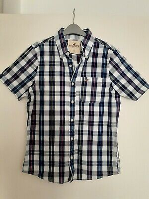 £15 • Buy Mens Hollister Shirt . Size M . Multi-Color Check . NWT
