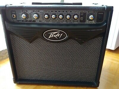 $ CDN63 • Buy Peavey VYPYR 15W Amplifier Used Great Condition