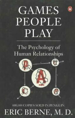 £4.10 • Buy Games People Play : Psychology Of Human Relationships Paperback Eric Berne