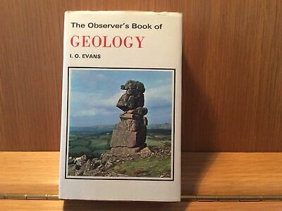£2.99 • Buy The Observers Book Of Geology 1971