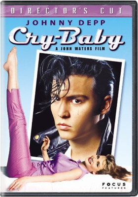 AU12.22 • Buy DEPP,JOHNNY-Cry-Baby (US IMPORT) DVD NEW
