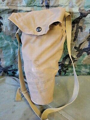 $25 • Buy WWII US Army Chemical Corps M1A2 Non-Combatant Gas Mask