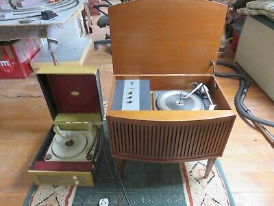 £40 • Buy Fidelity Record Player Cabinet With Garrard Deck. Circa 1969