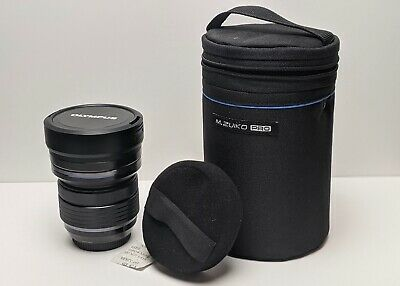 $797.97 • Buy Olympus M.Zuiko Digital ED 7-14mm F/2.8 PRO Wide-Angle Lens With Pro Padded Case