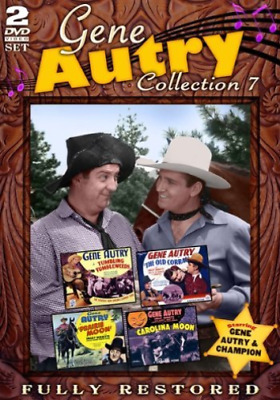 £11.88 • Buy Autry,gene-gene Autry Movie Collection 7 (us Import) Dvd New