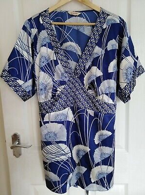 £2 • Buy Lilly & Rose Longline Tunic Top Size 24