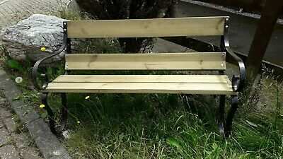 £160 • Buy Antique Wrought Iron Bench