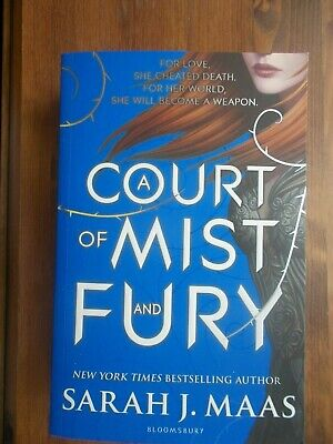 $11.04 • Buy A Court Of Mist And Fury - Sarah J Maas