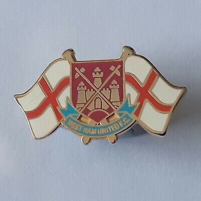 £5.99 • Buy Old West Ham United Flags/Crest Football Badge