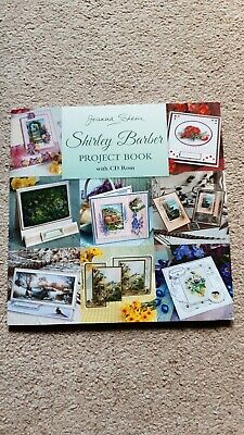 £5 • Buy Joanna Sheen, Shirley Barber Project Book With CD Rom