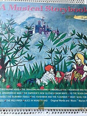 £6.66 • Buy Fairyland Records A MUSICAL STORYBOOK LP 50s