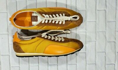 $89.98 • Buy COACH Low Top Shoes Mustard Gold Orange G1742 Shoes Sneakers MENS SIZE 13