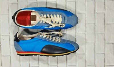 $89.98 • Buy COACH Low Top Shoes Blue Red G1742 Shoes Sneakers MENS SIZE 11