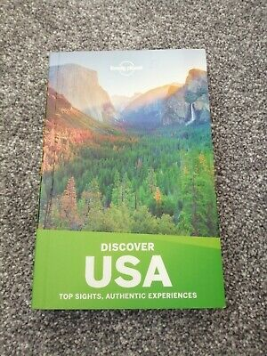 £2.99 • Buy LONELY PLANET Discover USA Travel Guide May 2018 4th Edition BN
