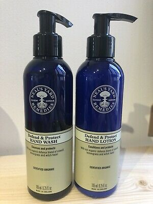 £13.50 • Buy Neal's Yard Defend And Protect Hand Wash & Lotion New