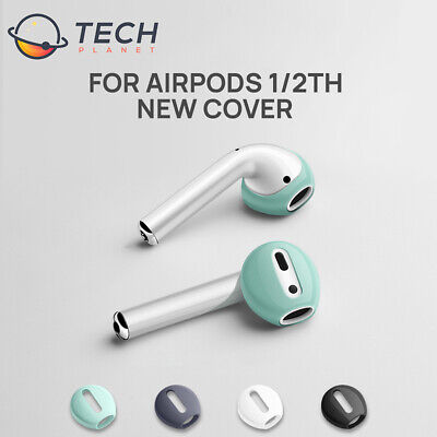 AU5.99 • Buy 1 Pair Fr Apple Airpods/Pro Case Earpod Cover Ear Hook Earbuds Ear Tips Silicone
