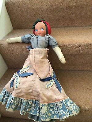 £14.99 • Buy Vintage Large Topsy Turvy Double Doll
