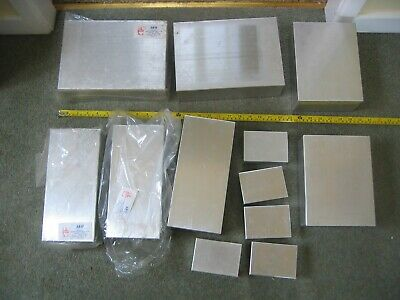 £9.99 • Buy Collection 12 Aluminium Electronic Enclosure Project Boxes Norman Rose - Job Lot